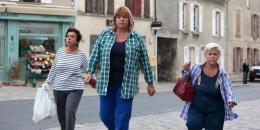 photo 11/13 - Isabelle de Botton, Mich�le Bernier, Mimie Mathy - Trois Filles en cavale - © TF1