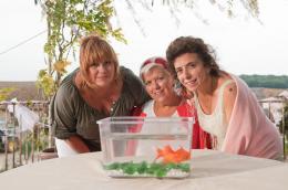 photo 7/13 - Mich�le Bernier, Mimie Mathy, Isabelle de Botton - Trois Filles en cavale - © TF1