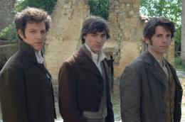 photo 1/25 - Luigi Lo Cascio, Luigi Pisani, Valerio Binasco - Frères d'Italie