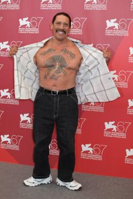 photo 41/79 - Danny Trejo - Pr�sentation du film Machete - Mercredi 1er Septembre 2010 - Machete - © Isabelle Vautier pour Commeaucinema.com