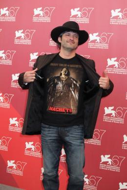 Robert Rodriguez Présentation du film Machete - Mercredi 1er Septembre 2010 photo 10 sur 40