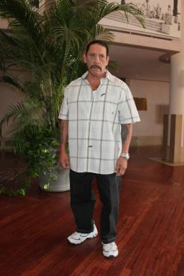 photo 46/79 - Danny Trejo - Pr�sentation du film Machete - Mercredi 1er Septembre 2010 - Machete - © Isabelle Vautier pour Commeaucinema.com