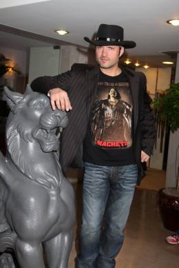 Robert Rodriguez Présentation du film Machete - Mercredi 1er Septembre 2010 photo 2 sur 40