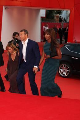 Naomi Campbell Présentation du film Miral - Jeudi 2 Septembre 2010 photo 7 sur 13