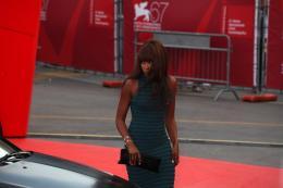Naomi Campbell Présentation du film Miral - Jeudi 2 Septembre 2010 photo 8 sur 13