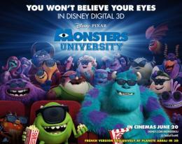 photo 132/185 - Monstres Academy - © Walt Disney Studios Motion Pictures