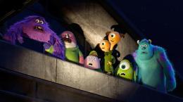 photo 31/185 - Monstres Academy - © Walt Disney Studios Motion Pictures France