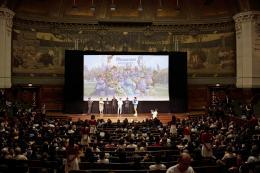 photo 64/185 - Avant-Première à la Sorbonne - Monstres Academy - © Walt Disney Studios Motion Picture