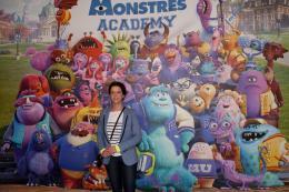 photo 75/185 - Nathalie Renoux - Avant-Première à la Sorbonne - Monstres Academy - © Walt Disney Studios Motion Picture