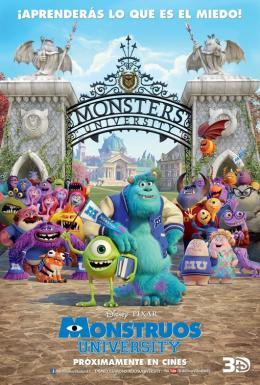 photo 122/185 - Monstres Academy - © Walt Disney Studios Motion Pictures France