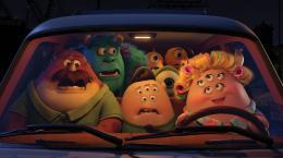photo 23/185 - Monstres Academy - © Walt Disney Home Entertainment