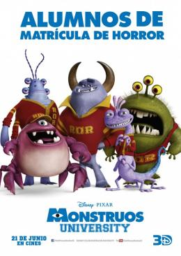 photo 127/185 - Monstres Academy - © Walt Disney Studios Motion Pictures France