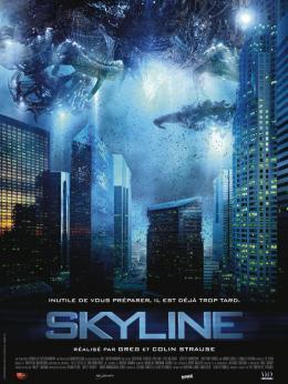 photo 20/21 - Affiche du film - Skyline - © SND