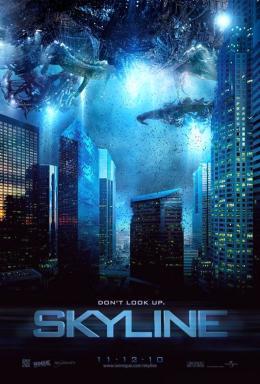 photo 17/21 - Affiche du film - Skyline - © SND
