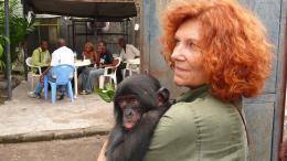 photo 10/66 - Claudine Andr� - Bonobos - © SND
