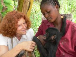 photo 9/66 - Claudine Andr� - Bonobos - © SND