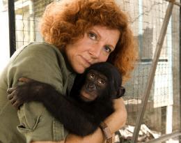 photo 53/66 - Claudine Andr� - Bonobos - © SND