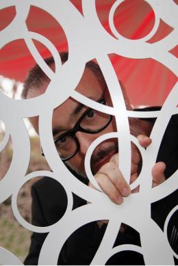photo 45/51 - Alex de la Iglesia - Présentation du film Balade Triste de Trompeta - Mostra de Venise 2010 - Balada triste - © Isabelle Vautier pour Commeaucinema.com