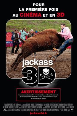 photo 27/71 - Affiche du film - Jackass 3D - © Paramount