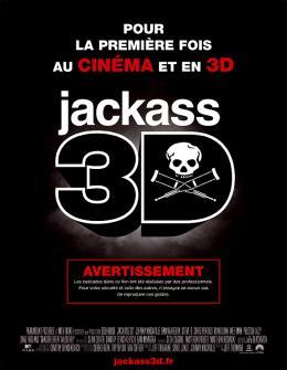photo 28/71 - Affiche du film - Jackass 3D - © Paramount