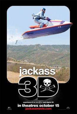 photo 23/71 - Affiche du film - Jackass 3D - © Paramount