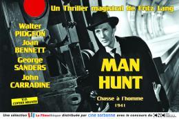 photo 7/8 - Chasse à l'Homme - © Ciné Sorbonne