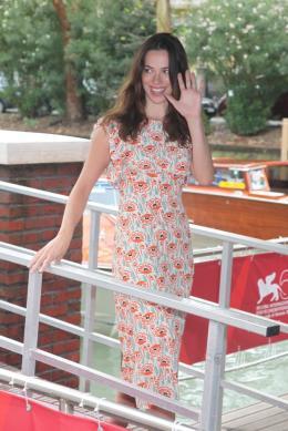 photo 51/75 - Rebecca Hall - Présentation du film The Town - Mostra de venise 2010 - The Town - © Isabelle Vautier pour Commeaucinema.com