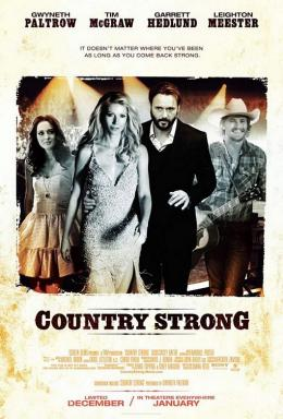 photo 8/8 - Affiche - Country Strong - © Sony Pictures