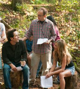photo 3/25 - Paul Rudd, David Wain, Jennifer Aniston - Peace, Love et plus si affinit�s - © Universal Pictures International France