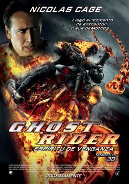 photo 42/42 - Ghost Rider : L'esprit de vengeance - © SND