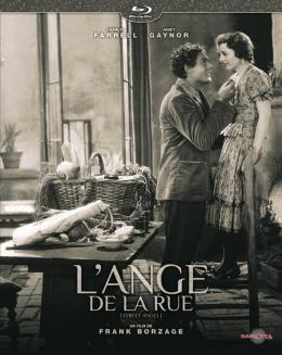 photo 4/4 - Affiche du film - L'Ange de la rue - © Carlotta