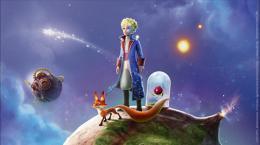photo 11/13 - Le Petit Prince - la Planète du temps - © SPHE