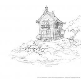 photo 12/13 - Le Petit Prince - la Plan�te du temps - © SPHE