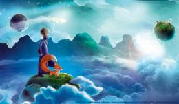photo 8/13 - Le Petit Prince - la Plan�te du temps - © SPHE