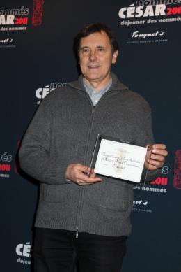 Jacques Cluzaud Déjeuner des nommés aux César 2011 photo 2 sur 5