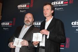 Eric Bonnard Déjeuner des nommés aux César 2011 photo 1 sur 1
