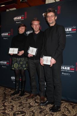 Jean-Christophe Lie Déjeuner des nommés aux César 2011 photo 1 sur 1