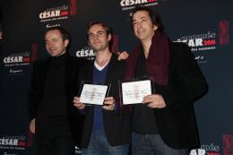 Fabrice Gobert D�jeuner des nomm�s aux C�sar 2011 photo 3 sur 3