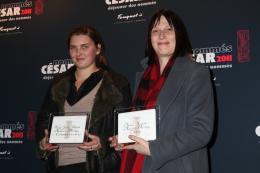 Annette Dutertre Déjeuner des nommés aux César 2011 photo 1 sur 1
