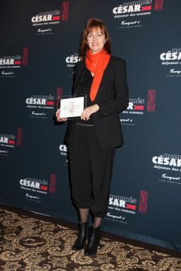 Pascaline Chavanne Déjeuner des nommés aux César 2011 photo 3 sur 3