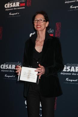 Marielle Robaut Déjeuner des nommés aux César 2011 photo 1 sur 1
