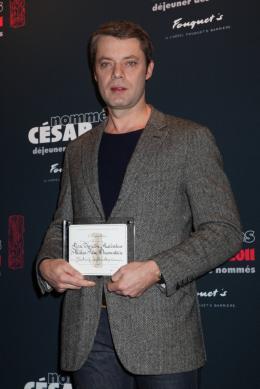 Pierre Thoretton Déjeuner des nommés aux César 2011 photo 1 sur 1