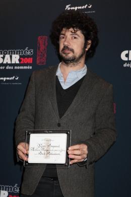 Yarol Poupaud Déjeuner des nommés aux César 2011 photo 2 sur 2