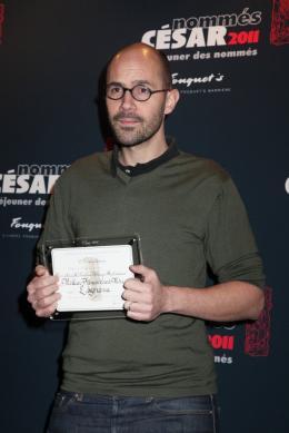 Hervé de Crécy Déjeuner des nommés aux César 2011 photo 2 sur 2