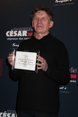 Guy-Claude François Déjeuner des nommés aux César 2011 photo 1 sur 1