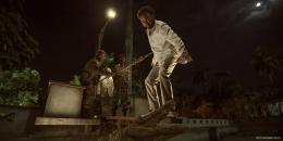 photo 16/27 - Fabrice Eboué - Le Crocodile du Botswanga - © Mars Distribution