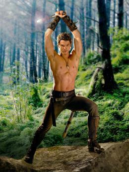 Craig Horner Legend of the Seeker: l'épée de la vérité - Saison 1 photo 1 sur 2