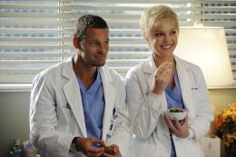 photo 5/8 - Justin Chambers, Katherine Heigl - Grey's Anatomy - saison 6 - © ABC Studios