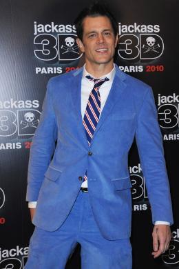 photo 45/71 - Johnny Knoxville - Avant-première parisienne de Jackass 3D - 27 Octobre 2010 - Jackass 3D - © Paramount