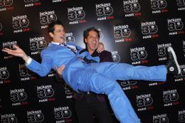 photo 61/71 - Johnny Knoxville et Jeff Tremaine - Avant-première parisienne de Jackass 3D - 27 Octobre 2010 - Jackass 3D - © Paramount
